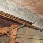ripristino ferro arrigginito calcestruzzo